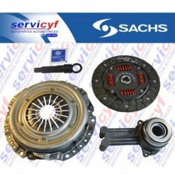 EMBRAGUE FORD Courier 1.6L L4 92-95HP OHC 2001-2010