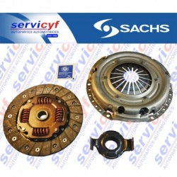 EMBRAGUE FIAT Palio 1.6 L4 102HP DOHC MPFI 2004-2005