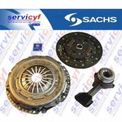 EMBRAGUE FORD Focus ZX3 2.0L L4 Zetec DOHC 2000-2005